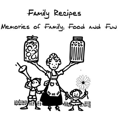 Family Recipes Logo