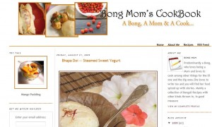 Bong Mom's CookBook