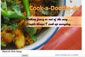 Cook a Doodle Do