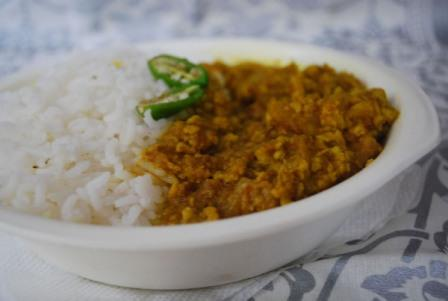 Chicken Keema Curry