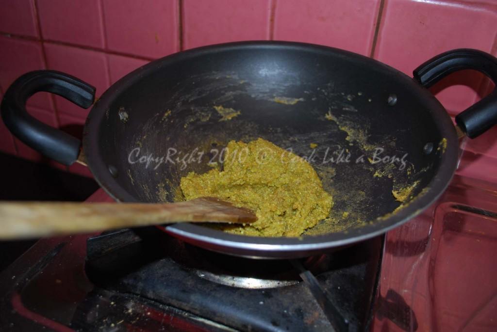 Karaisutir Kachuri Pur Bhaja