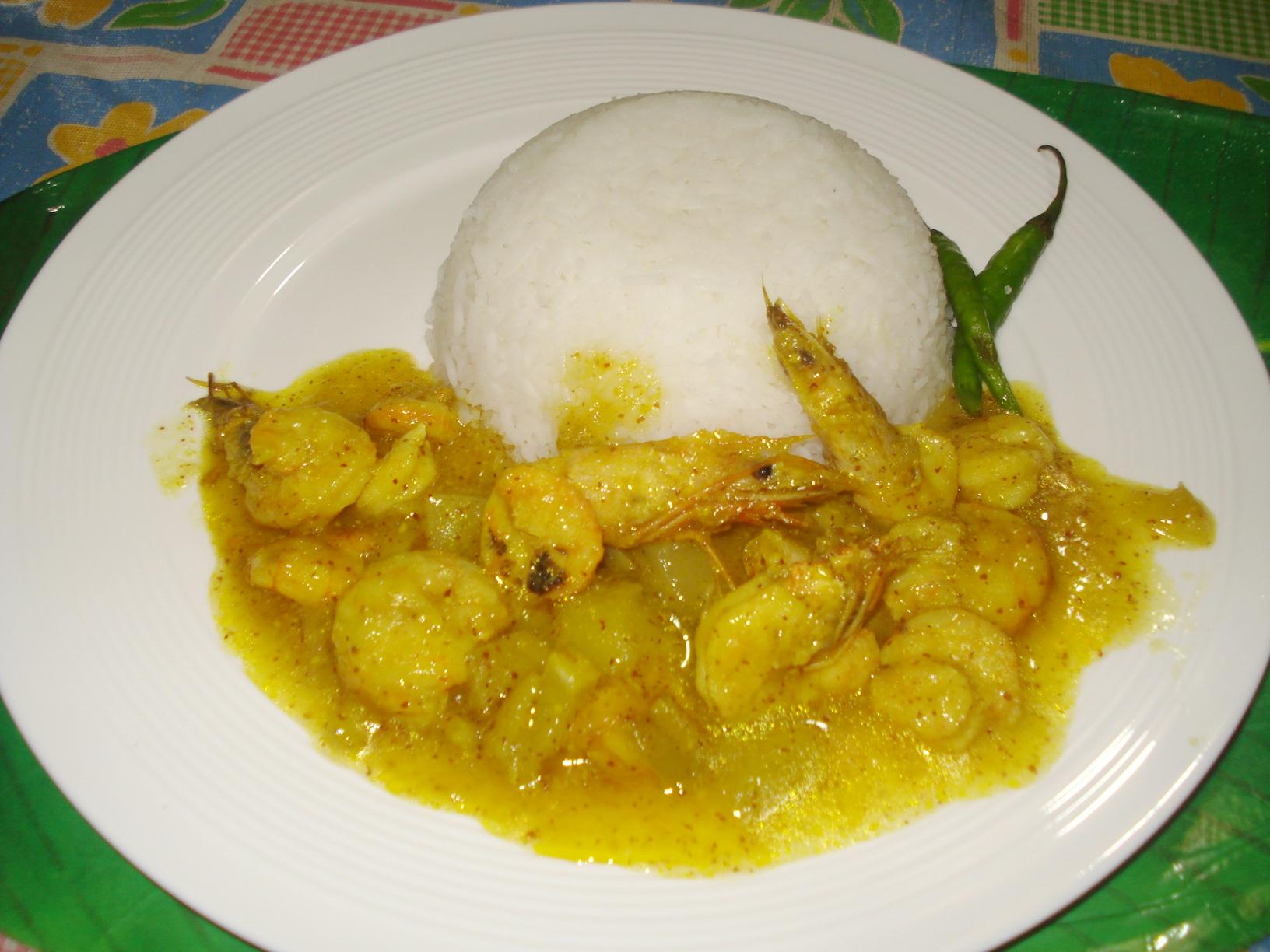 Chingri Aam Kashundi