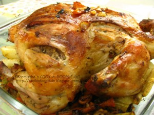 chicken roast