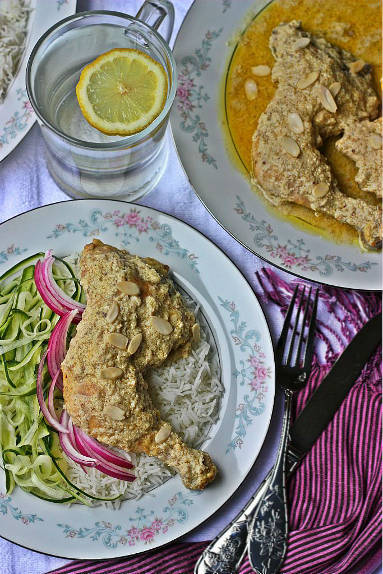 Chicken Korma – Guest Post