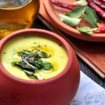 Kadhi – Spicy Indian Yogurt Soup