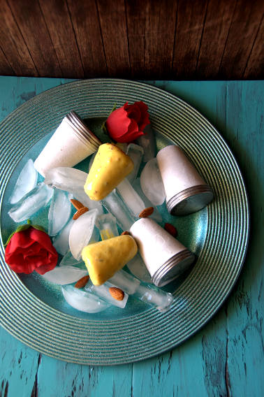 Indian ice cream, kulfi